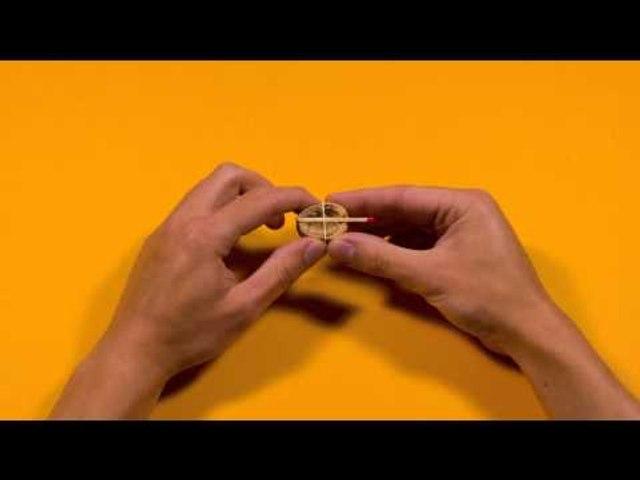 BayaM - Activités : Comment fabriquer un cri-cri musical ?