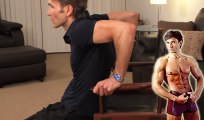 BEST HOME WORKOUTS, GET FIT WITH CHAIR EXERCISES: Fit Now with Basedow