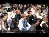 Majlis-e-Sham-e-Ghareeban By Allama Abbas Kumeli 4th November 2014