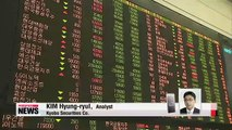 Local securities firms lowering projections on Korean shares for next year