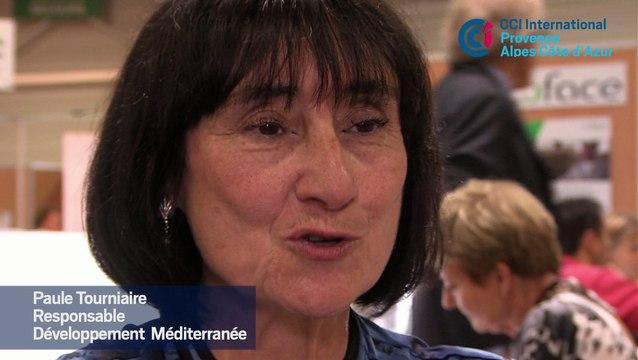 Témoignage de Paule Tourniaire, experte pour la méditerranée