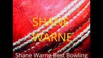 Cricket Videos   Shane Warne Best Wickets   Shane Warne Best Spin Ever