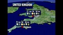 UK Weather Outlook - 11/05/2014