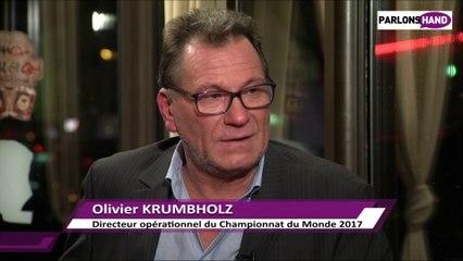 Olivier Krumbholz 18 qualifications à la suite