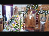 Kursk Root Icon's Visit to Nativity of the Theotokos Convent in Saxonburg, PA