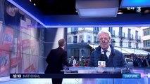 """Prix Goncourt : Lydie Salvayre primée pour """"Pas pleurer"""""""