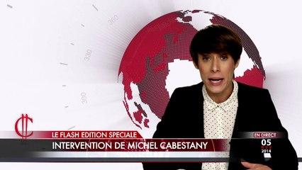 Anarchy : Edition spéciale - discours de Michel Cabestany du 5 novembre 2014
