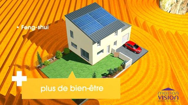 Première Maison à Énergies Positives en France