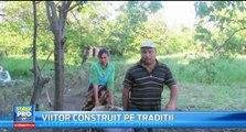 Femeia din Giurgiu care a adus locuri de muncă în sat, cu ajutorul tradițiilor. A reușit să adune comunitatea în jurul ei