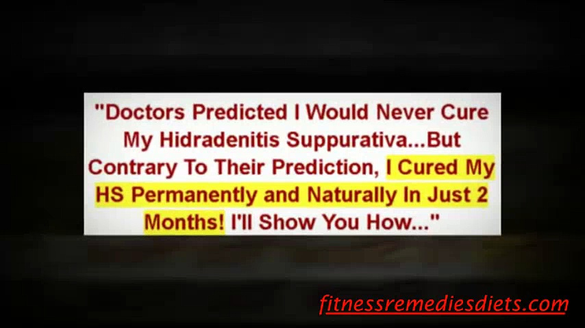 HS Disease Symptoms