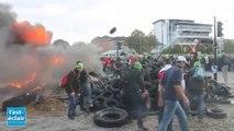 Les agriculteurs aubois parmi les 3500 manifestants à Châlons-en-Champagne