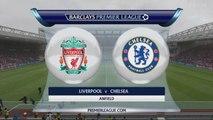 Liverpool vs. Chelsea - Barclays Premier League 2014/15 - EA Sports FIFA 15 Prediction