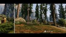 Grand Theft Auto V - Il trailer comparativo delle versioni PlayStation 3 e PlayStation 4