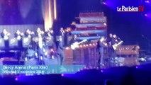 Concert des Vieilles Canailles au Bercy Arena