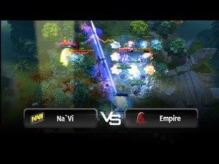 Teamwipe by Empire vs Na`VI @ MLG TKO Europe