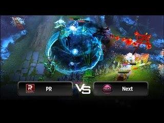 GG call teamfight by PR vs Next @ MLG TKO Europe