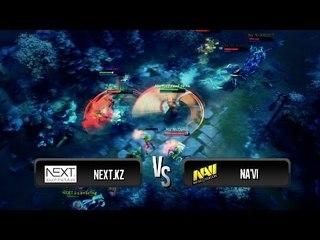 Highlights from Na'Vi vs Next.kz @ MLG TKO Europe