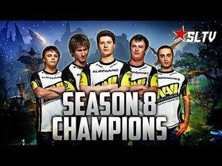 The Six Time Champions - Starladder Season VIII Dota 2 Movie