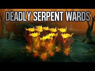 Deadly Mass Serpent Ward (Relax vs Flip.Sid3) @ CIS Carnage 2014