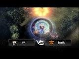Combo by Fnatic vs VP @ Dota 2 Champions League