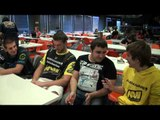 PGG speaks the truth (uncensored) - Groupstage Day 2 @ The International 2 (with Eng subs)