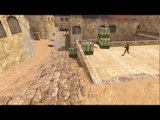 Na`Vi teamplay @ de_dust2: Plant A backing-out (Counter-Strike teamplay)