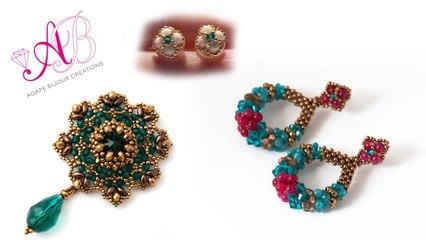 Video creazioni Ottobre #51:  Perline, solo perline!