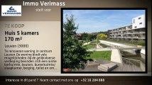 Te koop - Huis / Woning - Leuven (3000) - 5 kamers - 170m²