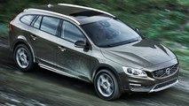 Volvo V60 Cross Country Unveiled For 2014 LA Auto Show