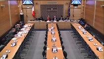 Table ronde avec des organisations syndicales des personnels des commissaires-priseurs judiciaires  - Mercredi 5 Novembre 2014