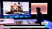 Revue de Presse française - François Hollande monte sur le ring face aux Français