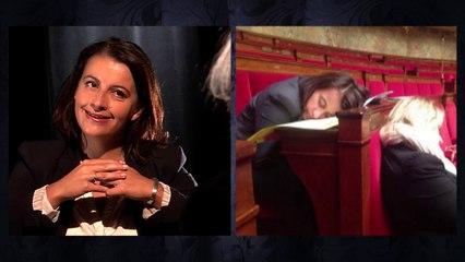 Duflot s'explique sur sa sieste à l'Assemblée nationale