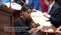 [ARCHIVE] Laïcité à l'École - Questions au Gouvernement à l'Assemblée nationale : réponse de Najat Vallaud-Belkacem au député Philippe Goujon, mercredi 5 novembre 2014