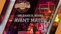 Avant-Match - J07 - Orléans reçoit la JL Bourg