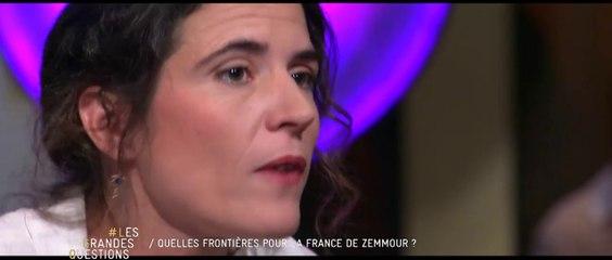 """Mazarine Pingeot à Eric Zemmour : """"Je me suis tapé vos 400 pages avec la nausée au ventre"""""""