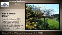 Te koop - Huis / Woning - Hoegaarden Outgaarden (3321) - 3 kamers - 150m²