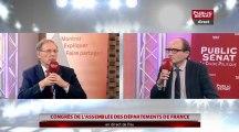 Discours de Claudy Lebreton & de Manuel Valls - Evénements