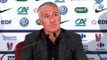 Didier Deschamps et le clasico