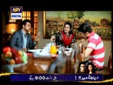 Main Bushra Episode 9 on Ary Digital in High Quality 6th November 2014 |  Part 2