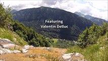Valentin Delluc nous présente une superbe descente en parapente.