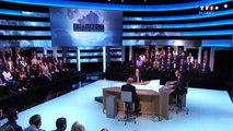 """François Hollande sur TF1 : """"Je dois avoir le cuir tanné"""""""