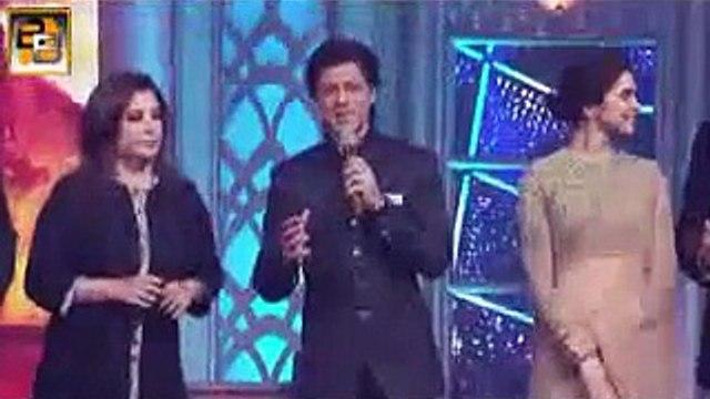 Shahrukh Khan, Deepika Padukone, Abhishek Bachchan on Kaun Banega Crorepati 8 BY z2 video vines