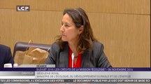 Travaux en séance : Audition de Ségolène Royal sur les crédits de la mission « Écologie, développement et mobilité durables »