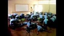 Whole Classrooms Drop Dead - Drop Dead Classroom Craze