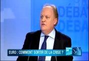 """La semaine de l'Eco - François Asselineau """"Comment sortir de l'Euro"""""""