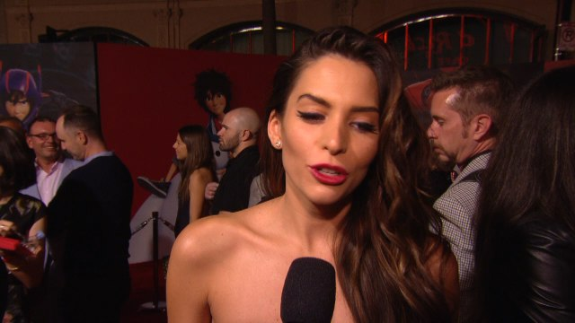 A Hot Genesis Rodriguez Tells Us What Superhero She Would Be
