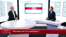 Duel Beytout/Joffrin : «François Hollande n'est pas l'homme de la situation»