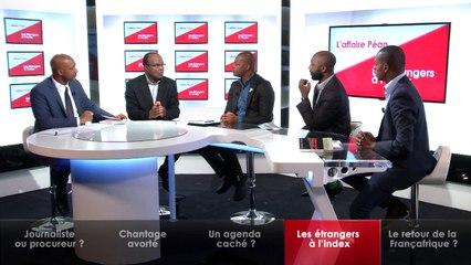 Controverses - L'affaire Péan : les étrangers à l'index