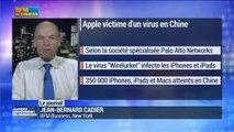 Apple : un iVirus débarque sur iPhone