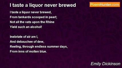 emily dickinson poem 712